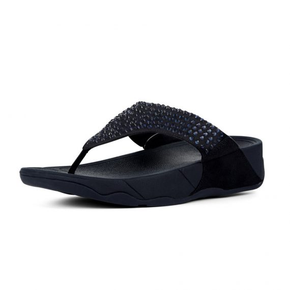 GLITZIE-TOE-THONG-SANDALS-MIDNIGHT-NAVY_L98-399