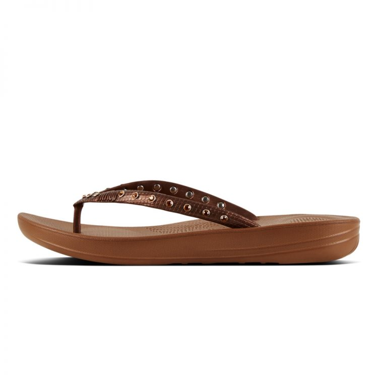 IQUSHION-ERGONOMIC-FLIP-FLOPS-CRYSTAL-BRONZE
