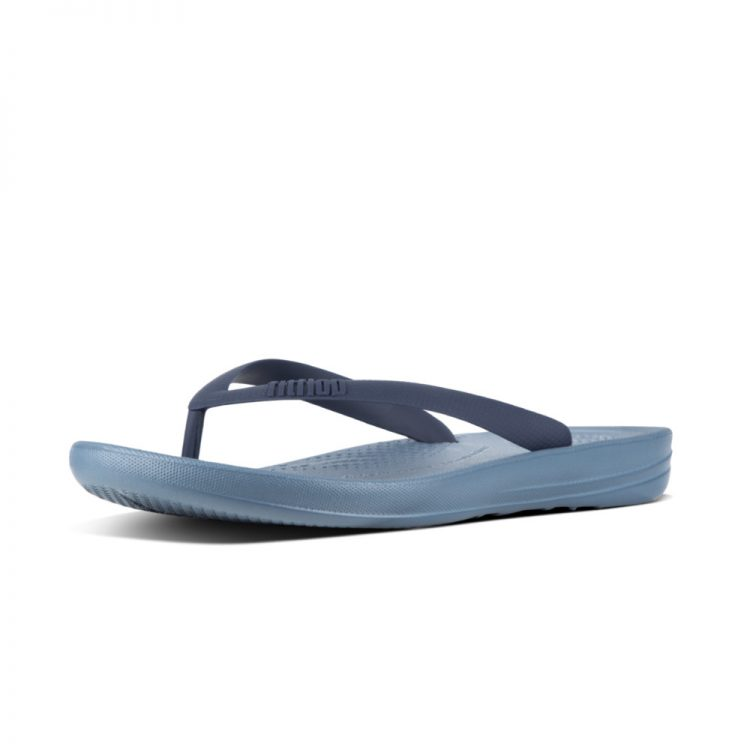 IQUSHION-ERGONOMIC-FLIP-FLOPS-SEA-BLUE