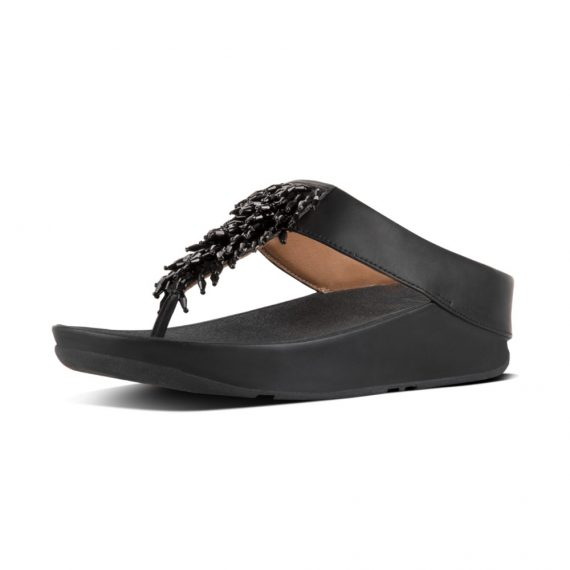 RUMBA-TOE-THONG-SANDALS-BLACK_K26-001