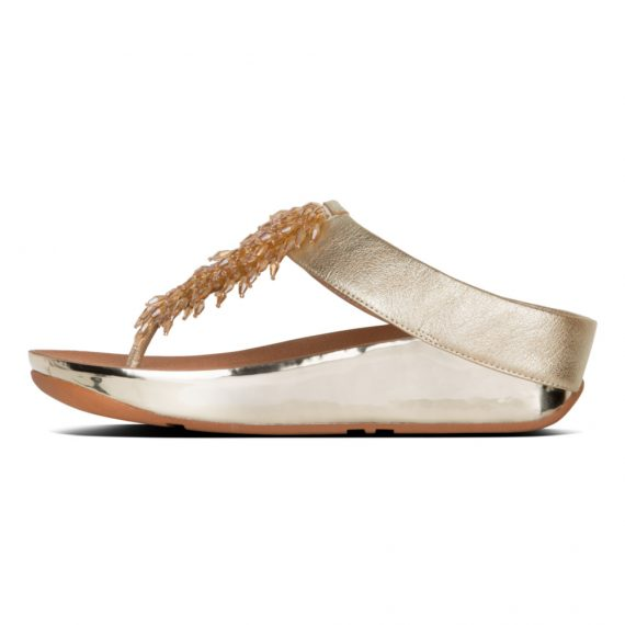 RUMBA-TOE-THONG-SANDALS-METALLIC-GOLD