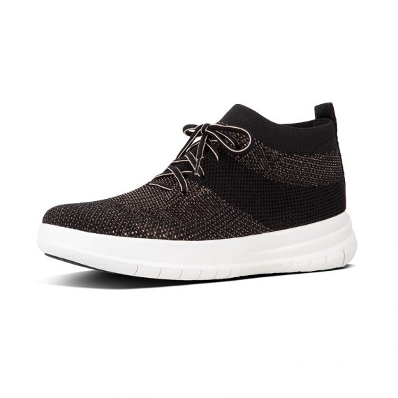 UBERKNIT-SLIP-ON-HIGH-TOP-SNEAKER-BLACK-BRONZE-METALLIC_J30-501