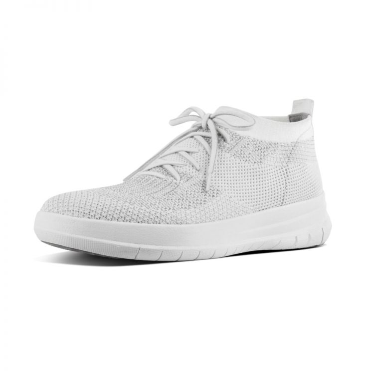 UBERKNIT-SLIP-ON-HIGH-TOP-SNEAKER-METALLIC-SILVER-URBAN-WHITE