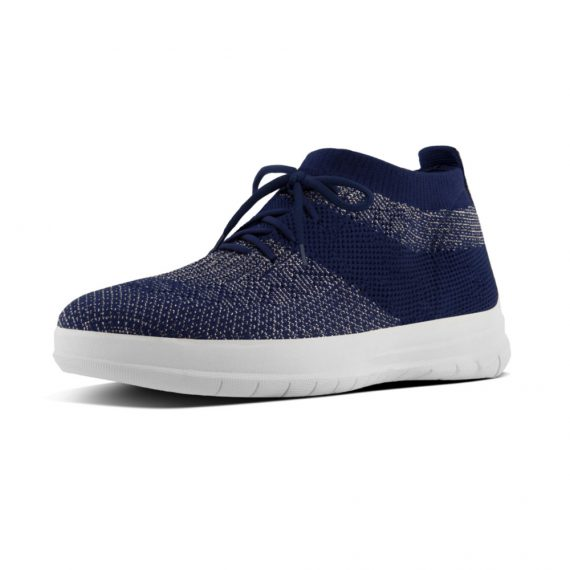 UBERKNIT-SLIP-ON-HIGH-TOP-SNEAKER-MIDNIGHT-NAVY-PEWTER-METALLIC_J30-506