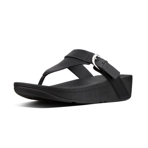BUCKLE-STRAP-ZOE-TOE-POST-BLACK