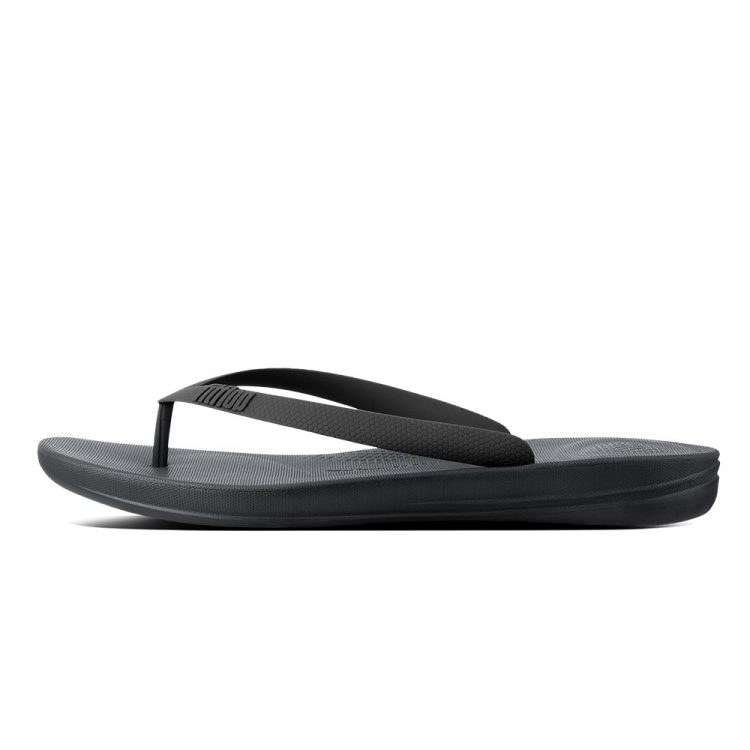 IQUSHION-ERGONOMIC-FLIP-FLOPS-CHARCOAL