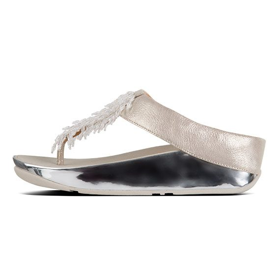 RUMBA-TOE-THONG-SANDALS-METALLIC-SILVER