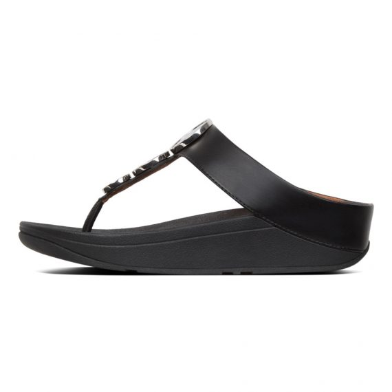 HALO-TOE-POST-BLACK