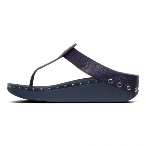 ISABELLE-STUD-TOE-POST-MIDNIGHT-NAVY