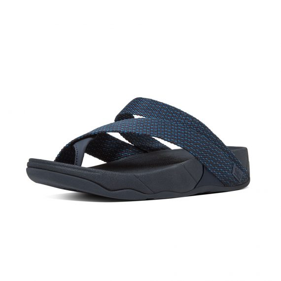 f52ded053fe8 SLING WEAVE TOE-POST SUPERNAVYDEEPBLUE H06-451 SS17 3Q sRGB