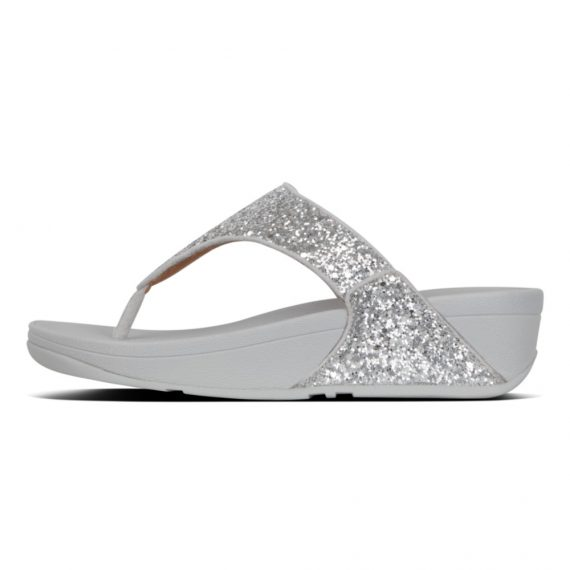 LULU-GLITTER-TOE-THONGS-SILVER