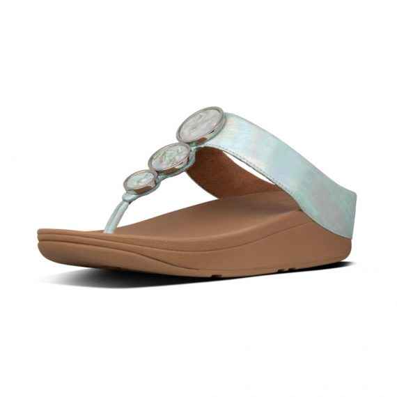 HALO-SHIMMER-TOE-THONGS-TEAL_W91-053