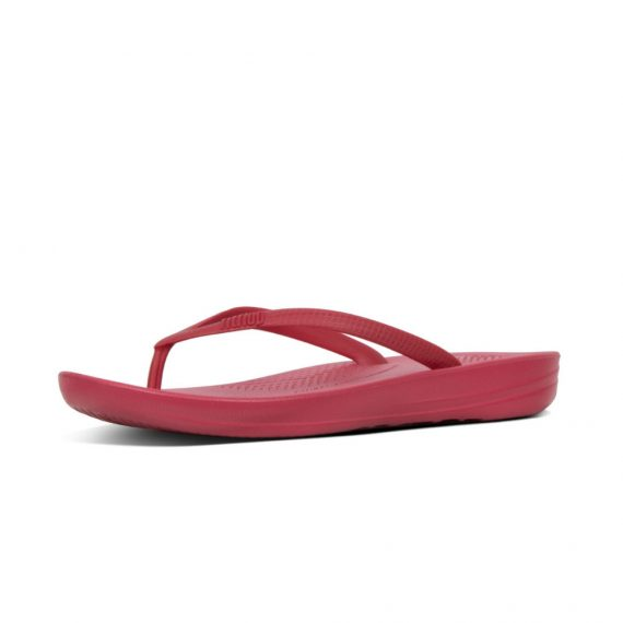 IQUSHION-ERGONOMIC-FLIP-FLOPS-IRON-RED_E54-706