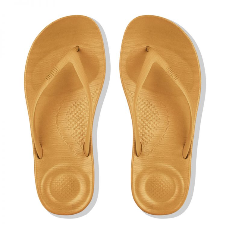 IQUSHION-FLIP-FLOP-BAKED-YELLOW