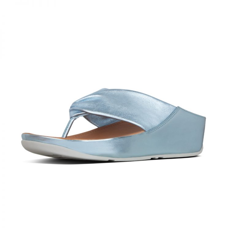 TWISS-TOE-POST-METALLIC-ICE-BLUE