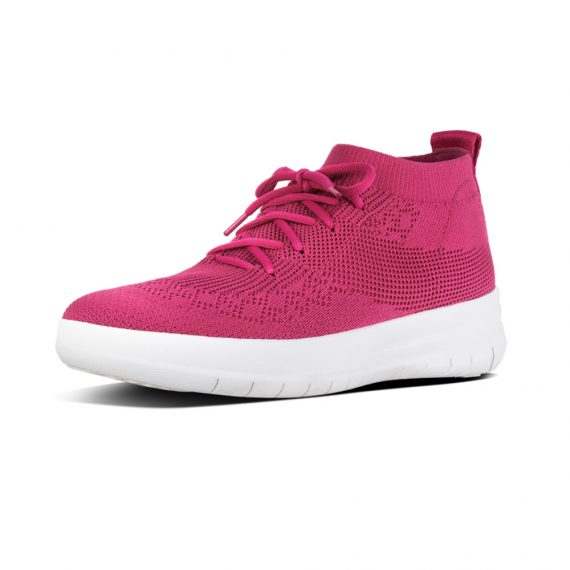 UBERKNIT-SLIP-ON-HIGH-TOP-SNEAKER-FUCHSIA_E91-058