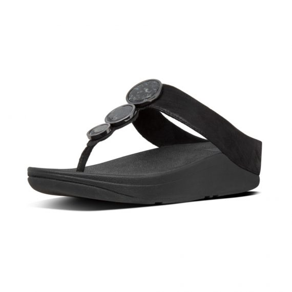 HALO-SHIMMER-TOE-THONGS-ALL-BLACK_W91-090