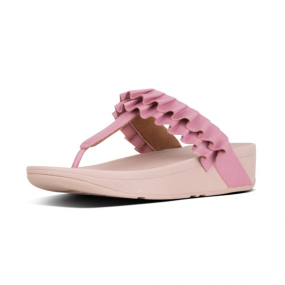 PETAL-RUFFLE-TOE-THONGS-ROSE_Y95-729