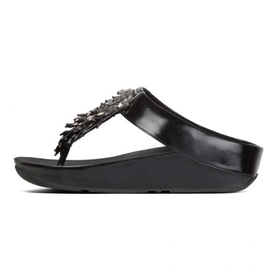 RUMBA-OMBRE-TOE-THONGS-ALL-BLACK