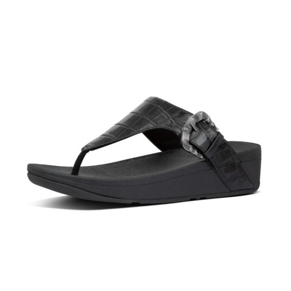 LOTTIE-CROCO-TOE-THONGS-ALL-BLACK_AK3-090