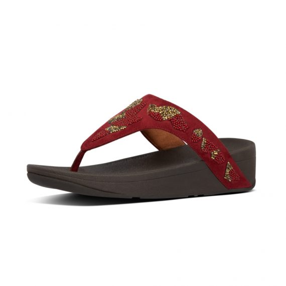 LOTTIE-PATCHWORK-TOE-THONGS-MAROON_AP1-790