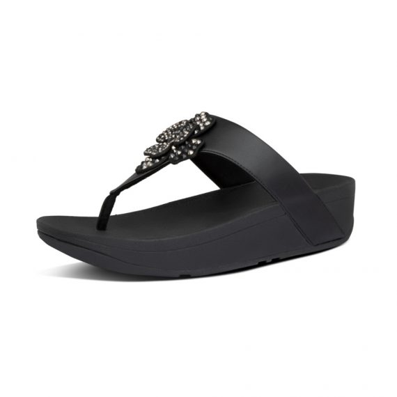 LOTTIE-CORSAGE-TOE-THONGS-ALL-BLACK_AI4-090
